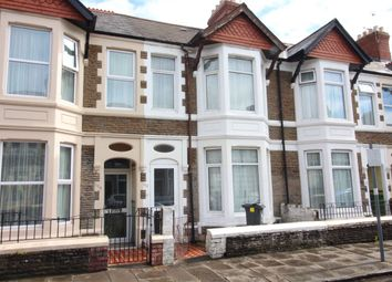Thumbnail 5 bed terraced house for sale in Lisvane Street, Cathays, Cardiff