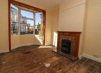 Thumbnail 3 bed terraced house to rent in Cambridge Road, Southampton