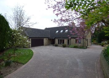 Thumbnail 4 bed detached house for sale in Back House Lane, Woolley