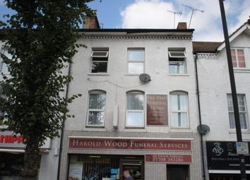 Thumbnail 2 bed flat to rent in Station Chambers, Oak Road, Harold Wood, Romford