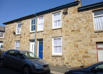 Thumbnail 2 bed terraced house to rent in Gwavas Street, Penzance