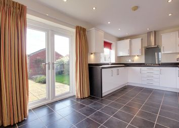 Thumbnail 3 bed detached house for sale in Alexander Road, Lincoln