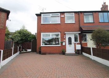 Thumbnail 3 bed semi-detached house for sale in Garner Drive, Eccles, Manchester