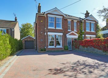 Thumbnail 3 bed semi-detached house for sale in Station Road, Staplehurst, Kent