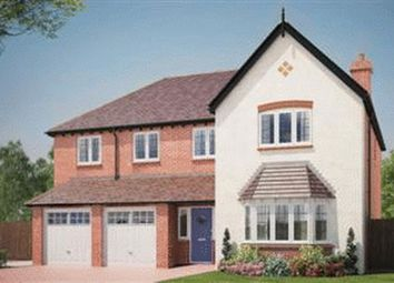 Thumbnail 5 bed detached house for sale in The Cromford, Efflinch Lane, Barton Under Needwood
