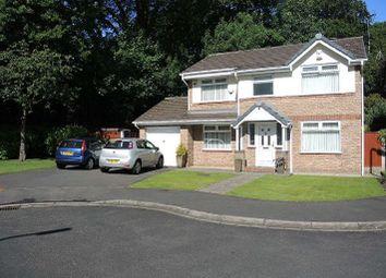 Thumbnail 4 bed detached house for sale in Craven Lea, Croxteth Park, Liverpool