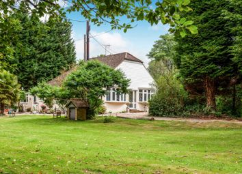 Thumbnail 3 bed detached bungalow for sale in Pitt Road, Kingswood, Maidstone