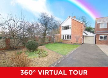 Thumbnail 3 bed detached house for sale in Winchester Drive, Stourbridge
