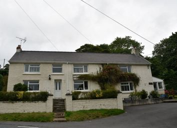 Thumbnail 5 bed detached house for sale in Llandyfriog, Newcastle Emlyn, Ceredigion
