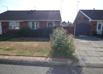 Thumbnail 2 bed bungalow for sale in Aylsham Drive, Upton, Wirral