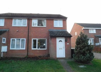 Thumbnail 3 bed end terrace house for sale in Stowmarket Road, Needham Market, Ipswich