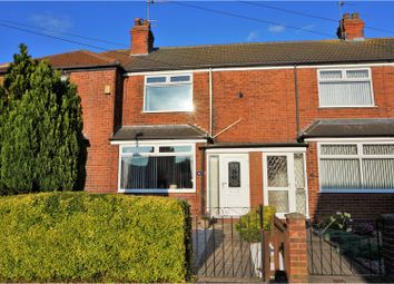 Thumbnail 3 bed terraced house for sale in Princes Avenue, Hedon