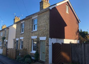 Thumbnail 3 bed property to rent in Cobden Road, Sevenoaks, Kent