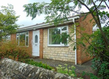 Thumbnail 2 bedroom semi-detached bungalow to rent in Manor Court, Welton, Lincoln