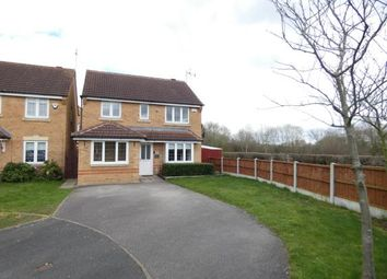 Thumbnail 3 bed detached house for sale in Brookdale Drive, Littleover, Derby, Derbyshire