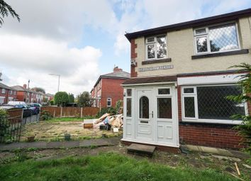 Thumbnail 3 bed semi-detached house to rent in Greenfold Avenue, Farnworth, Bolton