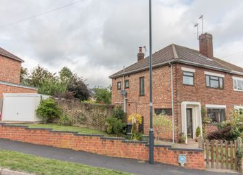 Thumbnail 3 bed semi-detached house for sale in Wentworth Road, Rugby