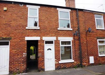 Thumbnail 3 bed terraced house to rent in Sherwood Street, Chesterfield