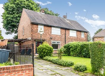 Thumbnail 3 bed semi-detached house for sale in Fairhope Avenue, Salford, Greater Manchester