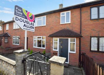 Thumbnail 3 bed terraced house for sale in Hind Close, Chigwell, Essex