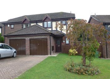 Thumbnail 3 bed property to rent in Caernarvon Drive, Maidstone