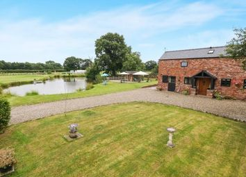 Thumbnail 3 bedroom barn conversion for sale in Halghton Lane, Bangor-On-Dee, Wrexham, Wrecsam