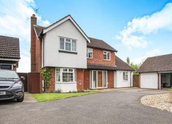 Thumbnail 4 bed detached house for sale in Lonsdale, Linton, Cambridge