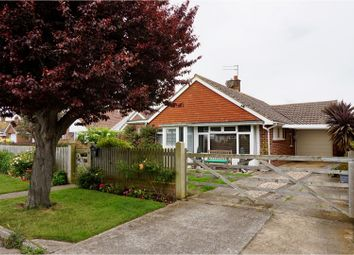 Thumbnail 3 bed bungalow for sale in St. Thomas Drive, Pagham