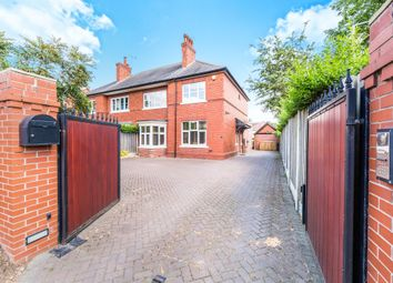 Thumbnail 3 bed semi-detached house for sale in Doncaster Road, Bawtry, Doncaster