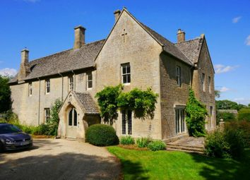 Thumbnail 6 bed country house to rent in Yanworth, Cheltenham