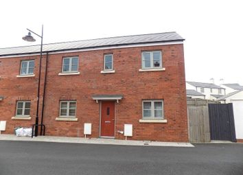 Thumbnail 3 bed semi-detached house for sale in Lon Y Grug, Llandarcy, Neath, Neath Port Talbot.
