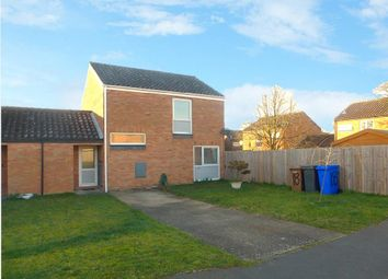Thumbnail 2 bed end terrace house for sale in Earls Field, Raf Lakenheath, Brandon