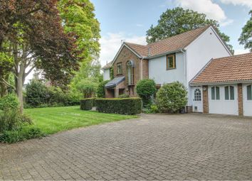 Thumbnail 5 bed detached house for sale in Madingley Road, Cambridge