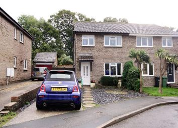 Thumbnail 3 bedroom semi-detached house for sale in Holme Close, Weymouth