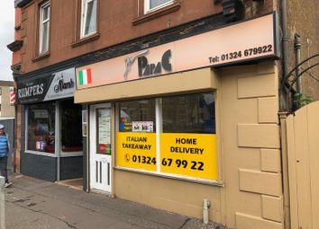Retail premises to let in Davids Loan, Falkirk FK2