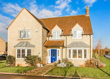 Thumbnail 5 bed detached house for sale in Tansy Way, Carterton