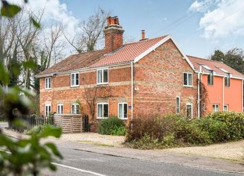 Thumbnail 2 bed semi-detached house for sale in Hardingham, Norfolk