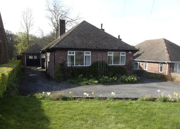 Thumbnail 2 bed detached bungalow for sale in Mortimer Road, Cubley, Penistone, Sheffield