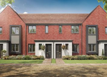 """Thumbnail 2 bed terraced house for sale in """"The Alnwick"""" at Eclipse, Sittingbourne Road, Maidstone"""