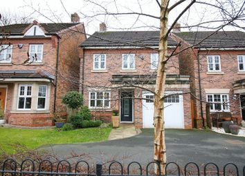 Thumbnail 4 bedroom detached house for sale in Edge Fold Road, Walkden, Manchester
