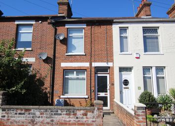 Thumbnail 3 bed terraced house for sale in Crowland Road, Haverhill