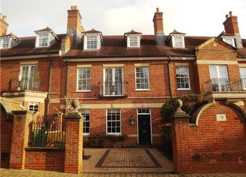 Thumbnail 4 bed terraced house to rent in Wethered Park, Marlow