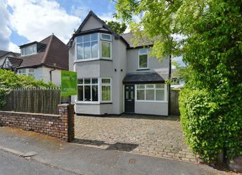 Thumbnail 3 bedroom detached house for sale in Bland Road, Prestwich, Manchester