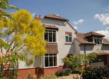 4 bed detached house for sale in Main Road, Nutbourne, Chichester PO18