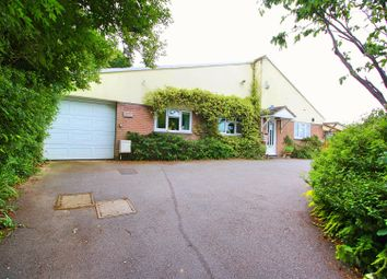 Thumbnail 4 bed detached bungalow for sale in Virgins Lane, Battle