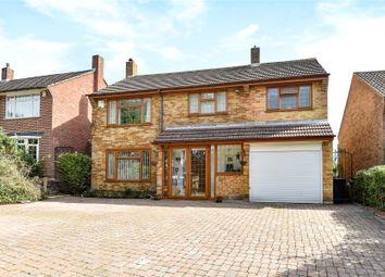 Thumbnail 4 bed detached house for sale in Elmstead Lane, Chislehurst