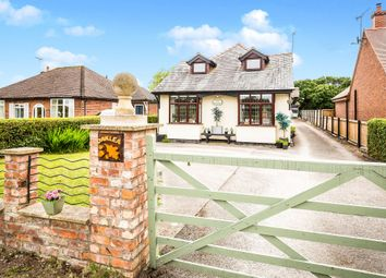 Thumbnail 5 bed detached house for sale in Chester Lane, Saighton, Chester