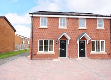 Thumbnail 3 bed semi-detached house to rent in St Faiths Road, Alcester