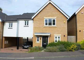 Thumbnail 3 bed link-detached house to rent in Brookfield Close, Hutton, Brentwood