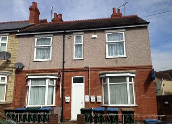 Thumbnail 1 bed flat to rent in St. Agathas Road, Coventry